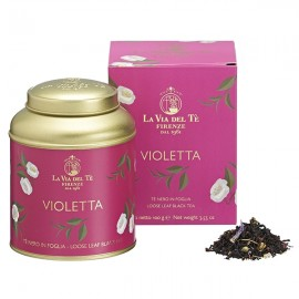 Violetta - Tè nero in Lattina Regalo