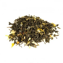 Orange Cream - Tè verde