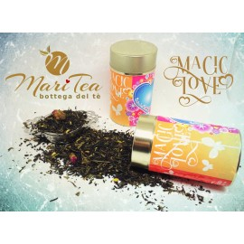 Magic Love - Tè Nero e Tè Verde alla Rosa
